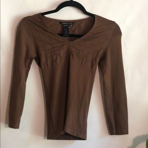 Bcbgmaxazria base layer for sweaters